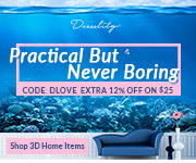 Home Sale: Practical But Never Boring + Extra Coupon