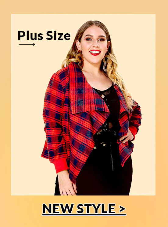 Plus Size New Style