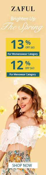 13% off $65 / 8% off $55 for Womenswear / 12% off $63 / 7% off $53 for Menswear