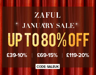 Zaful UK site: £39-10%, £69-15%, £119-20%