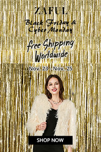 Black Friday Sale: Free Shipping Worldwide