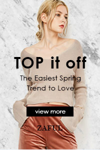 Looking for 2017 new top style? You must go to Zaful to get your 2017 new top, and you can enjoy low to $10.38 for all kinds of fashion Tops at Zaful. Just poking us. (Ends: 3/29/2017)
