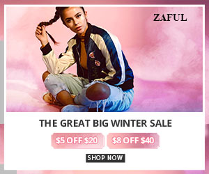 Zaful: The Great Big Winter Sale