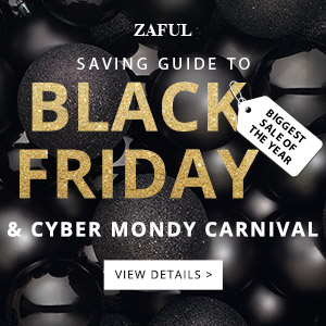 Saving Guide to Black Friday&Cyber Monday Carnival