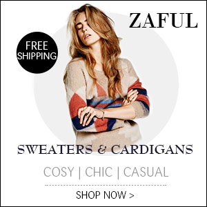 Free Shipping for Sweaters and Cardigans @zaful.com: Enjoy Cozy, Chic and Casual Fashion