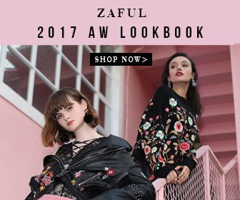 Shop 2017 AW Lookbook at Zaful.com! Ends: 10/10/2017