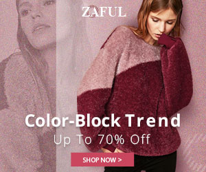 Color-Block Trend: Up to 70% Off