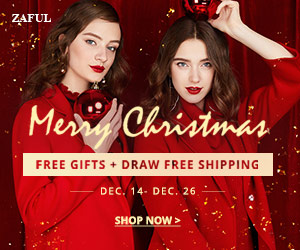 Merry Christmas: Free Gift+ Draw Free Shipping