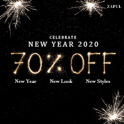 Celebrate New Year 2020: 15% off $85, 12% off $69, 10% off $49