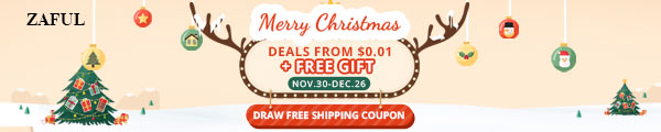 Merry Christmas: Deal from $0.01+ FREE GIFT