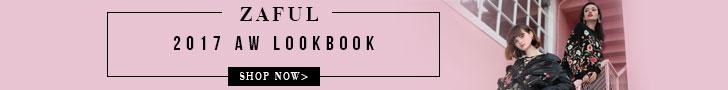 Shop 2017 AW Lookbook at Zaful.com! Ends: 10/10/2017