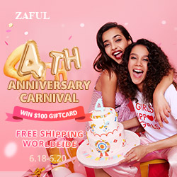 4TH ANNIVERSARY CARNIVAL: Free Shipping+Big Coupon