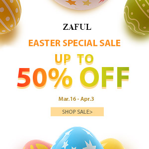 Easter Special Sale: Up To 50% OFF