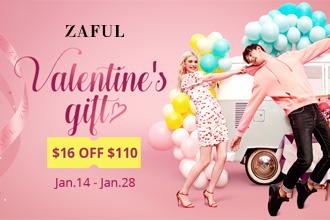 Zaful 2019 Valentine's Day Sale - Jan 14-Jan 28