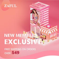 Register to get $100 in Coupons for new users at Zaful.com!