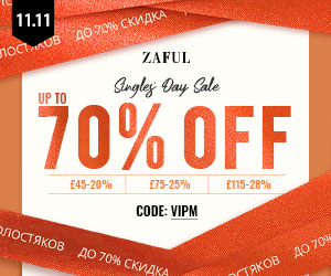 zaful.com - Zaful UK: VIP Day