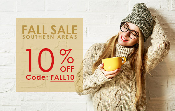 Exclusive Coupons for Fall Sale: Enjoy 10% OFF  with Code