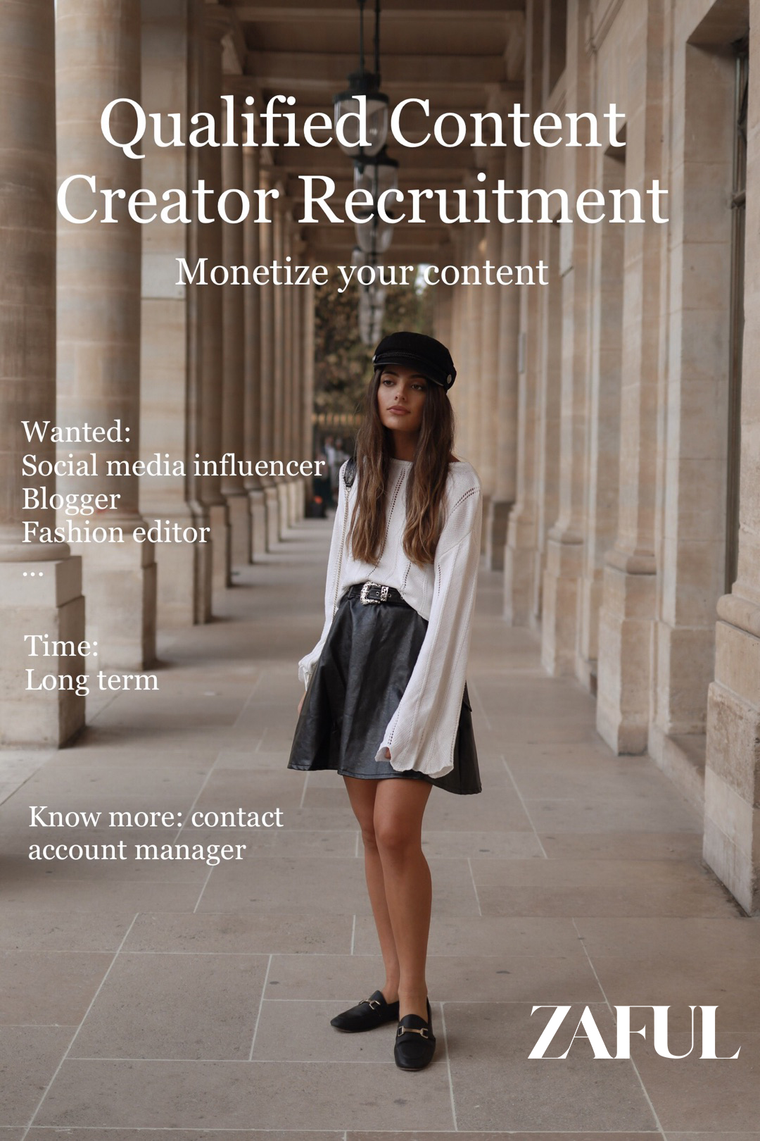ZAFUL | Content Creator Recruitment | Monetize your content