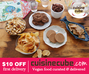 $10 Off First Vegan Food Delivery