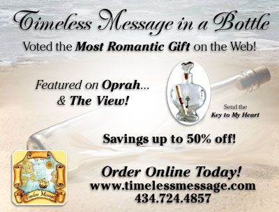 Send The Most Romantic Gift on the Web!