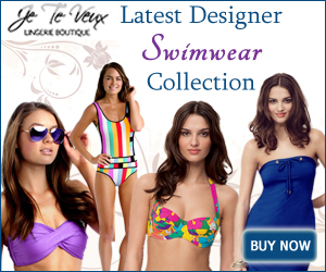 Latest Designer Swimwear Collection