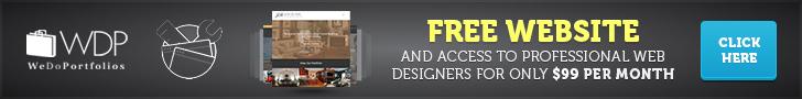 we do portfolios web design