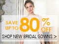 The Spring 2015 Bridal Gown Collection Save Up To 80% OFF