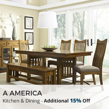 15% Off A America Dining Furniture