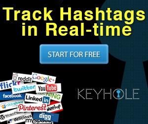 keyhole hashtag analytics