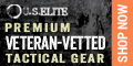 U.S. Elite Veteran-Vetted Premium Tactical Gear