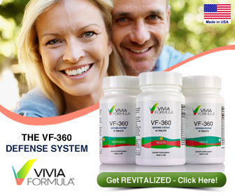 Vivia Formula - VF-360 Defense System