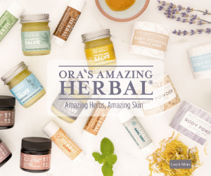 Ora's Amazing Herbal, Natural Skincare you can trust for the whole family