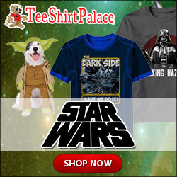 Shop for Star Wars T-Shirts and Costumes at TeeShirtPalace.com