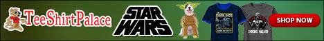 Shop for Star Wars T-Shirts and Costumes at TeeShirtPalace.com