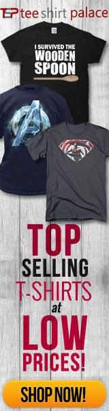 Top Selling T-Shirts At Low Prices at TeeShirtPalace.com!