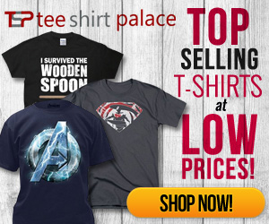 Top Selling T-Shirts At Low Prices at TeeShirtPalace.com!