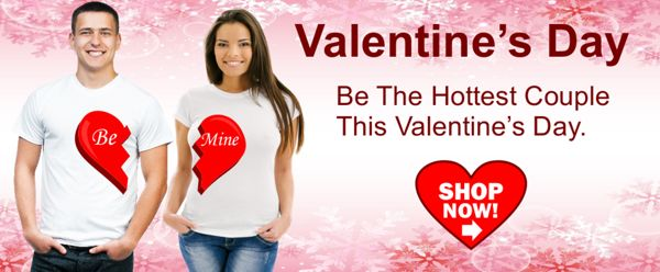 Cute Valentines Day T Shirts and Clothing