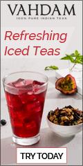 Refreshing Iced Teas