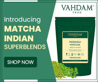 Introducing Matcha Indian Superblends