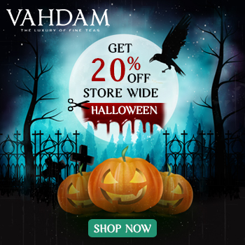 Get 20% Off Store wide w/c Halloween