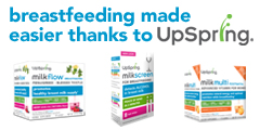 UpSpring Breastfeeding