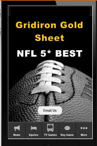 NFL FOOTBALL NEWSLETTER