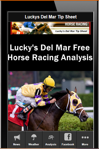 Saratoga Racing APPS