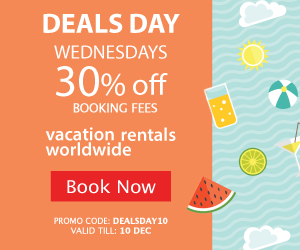 Coupon location vacances Roomorama