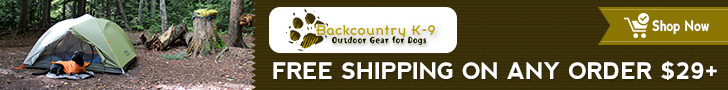 Backcountry K-9 - Outdoor Gear for Active Dogs