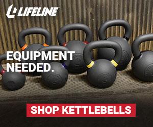 Lifeline | Premium Kettlebells