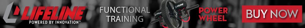Lifeline Power Wheel Functional Fitness