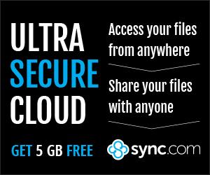 Sync.com - private cloud
