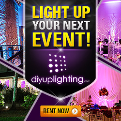 Rent Wedding and Event Lighting