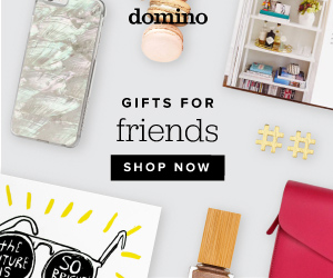 Shop the domino Gift Guide!